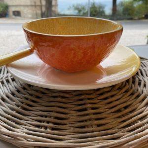 Ciotola arancia