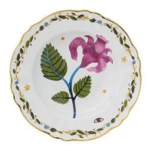 funky-table-la-tavola-scomposta-pink-flower-plate-562565_m